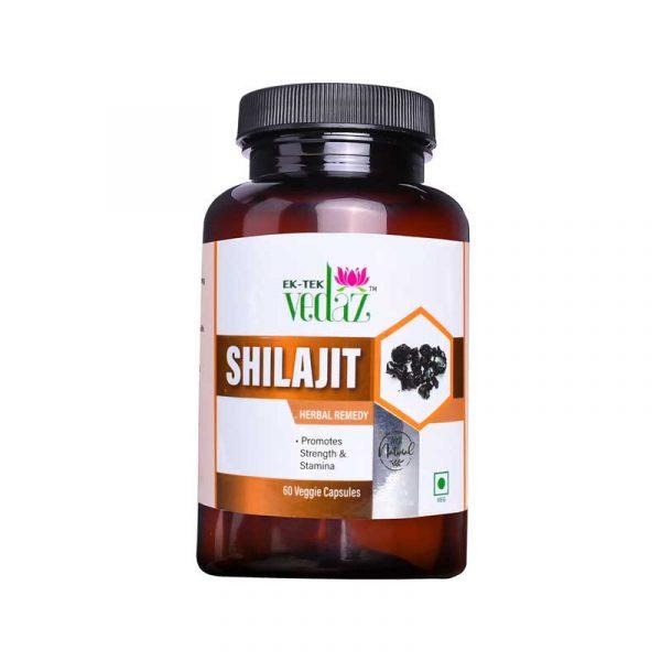 Buy Shilajit Herbal Capsules