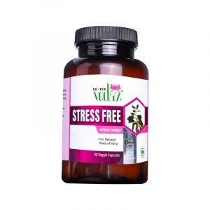 Buy Stress Free Herbal capsules