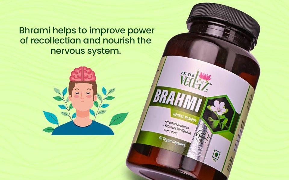 Brahmi brain booster