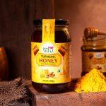Turmeric-Honey